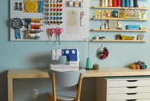 craft &sewing rooms