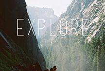 Explore! Get Outside...