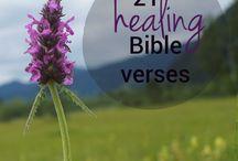 Bible Healing Verses