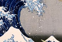 Hokusai Japanese art