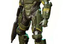 HALO 4 armors
