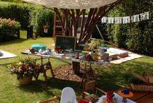 festa Guilherme 5 anos
