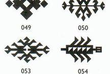 башкирские орнаменты