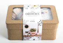 Box Tricot Zen