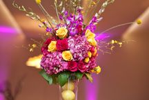 Tall Centerpiece Arrangments