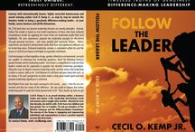Leadership / How to be a genuinely difference-making leader.