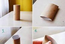 Cartone creativo / cardboard craft