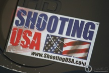Shooting USA / Reporting on the shooting sports, products, pros and stories of the firearms industry. / by Shooting USA