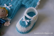 Crochet Baby & Kids / by Linda Arnold-Heppes