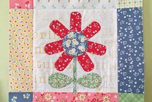 bloom sew along quilt