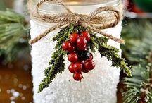 christmas DIY and crafts home decor