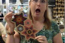 Quilts -- Hexies