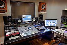 Home Recording Studio / Various pics of home studios