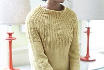 겨울 스웨터