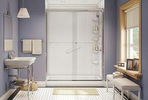 Bathrooms / by Louie Lighting Inc.