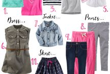 KID : Style / finding affordable cute, no fuss clothes for my kids