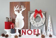DIY christmas / by Meg Johnson