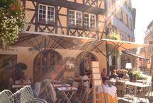 Terrasse CHR - Café Hôtel Restaurant / Retrouvez les plus belles réalisations de terrasses CHR - professionnelles  par CASPAR - Alsace