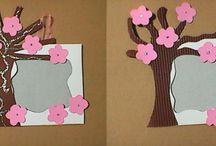 φύλλα εργασίας για την αμυγδαλιά και τα άνθη του χειμώνα- almond and winter flowers worksheet