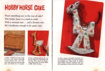 Cut up Cakes / by Sue Horne-Bates
