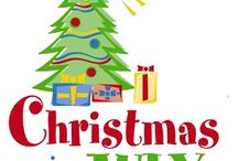Celebrate Christmas in July / by Almsted's Fresh Market