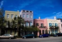 Charleston SC / by Carole Hypes