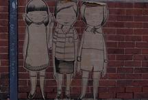 street art / by Jennifer Villeneuve