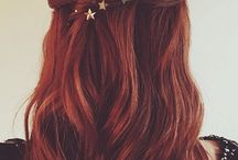 hair goals ~ (colours nd styles)
