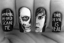 makijaż,paznokcie itp.