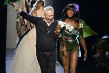 Jean Paul Gaultier 2015 - wedding-themed couture