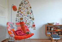 Christmas ideas for small explorers / Christmas decoration ideas for small spaces and little explorers.