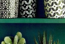 chambre/déco/idées/cactus