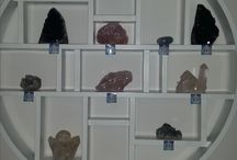 Heselwood Healing and Gems / Stuff for sale and on display in my healing room
