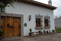 Maisons coloniales