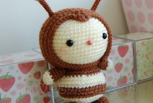Amigurumi Insects/Bugs