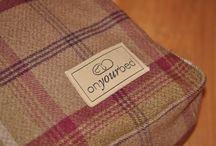 Washable Dog Bed Fabric