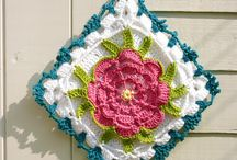 Crochet: Inspiration! / Most of these pins are not linked to patterns....just beautiful projects to inspire your creative soul / by Kinderdi2 S
