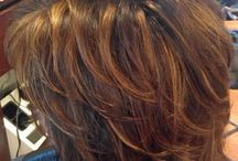 new hair style ideas / by Belinda Hooks