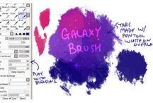 Sai Cool Brushes