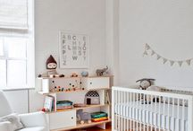 Nursery/Kids' Room Inspiration / by Angela Orozco