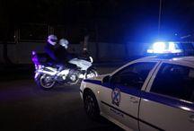 """""""Σκηνές ροκ"""" στην Εγνατία οδό στη Θεσσαλονίκη, με άγρια καταδίωξη από την ΕΛ.ΑΣ."""