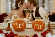 Autumn Wedding Inspiration / All Things Autumn Stunning Wedding Ideas - Centrepieces / Bouquets / Cakes / Details and more