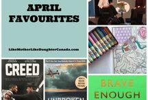 Favourites Posts / Books Movies Television Entertainment Recipes Favourites