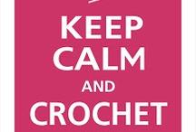crochet / by Tatami Chic