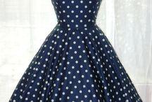Polcadot Dress