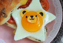 FOOD / お弁当のヒント♡ かわいい食べ物☆