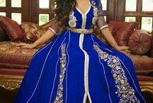 Marokaanse jurken