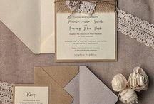 Bryllups invitationer ❤