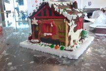 casas de chocolate