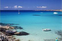 Formentera / El paraíso en el Mediterráneo...#formentera #baleares #playas